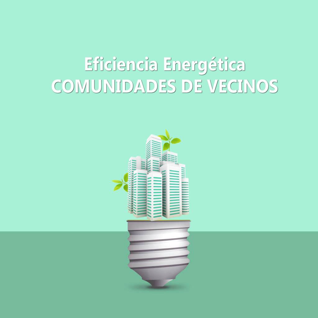 Eficiencia energética en las comunidades de vecinos