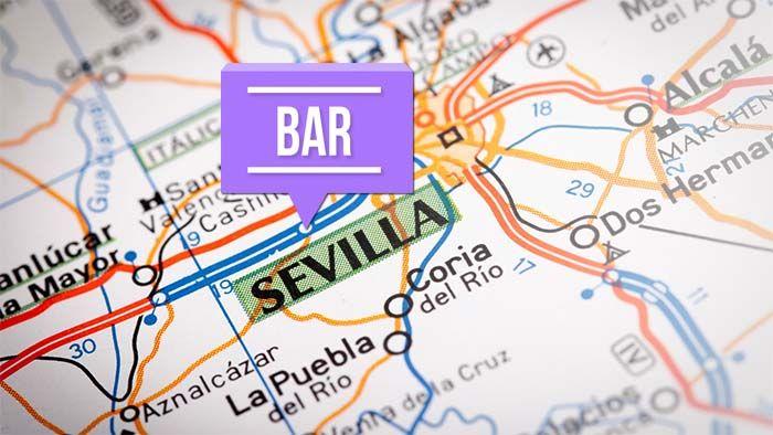 Ubicación bar en Sevilla