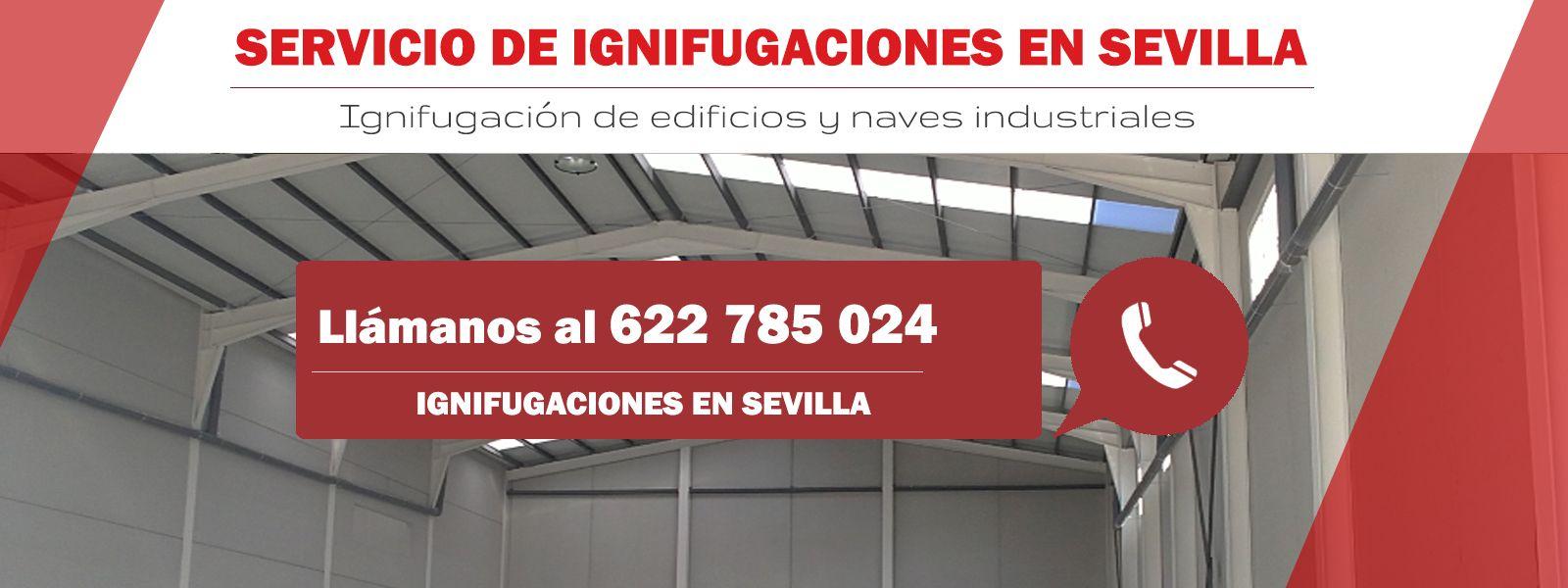 Ignifugación de naves y edificios en Sevilla