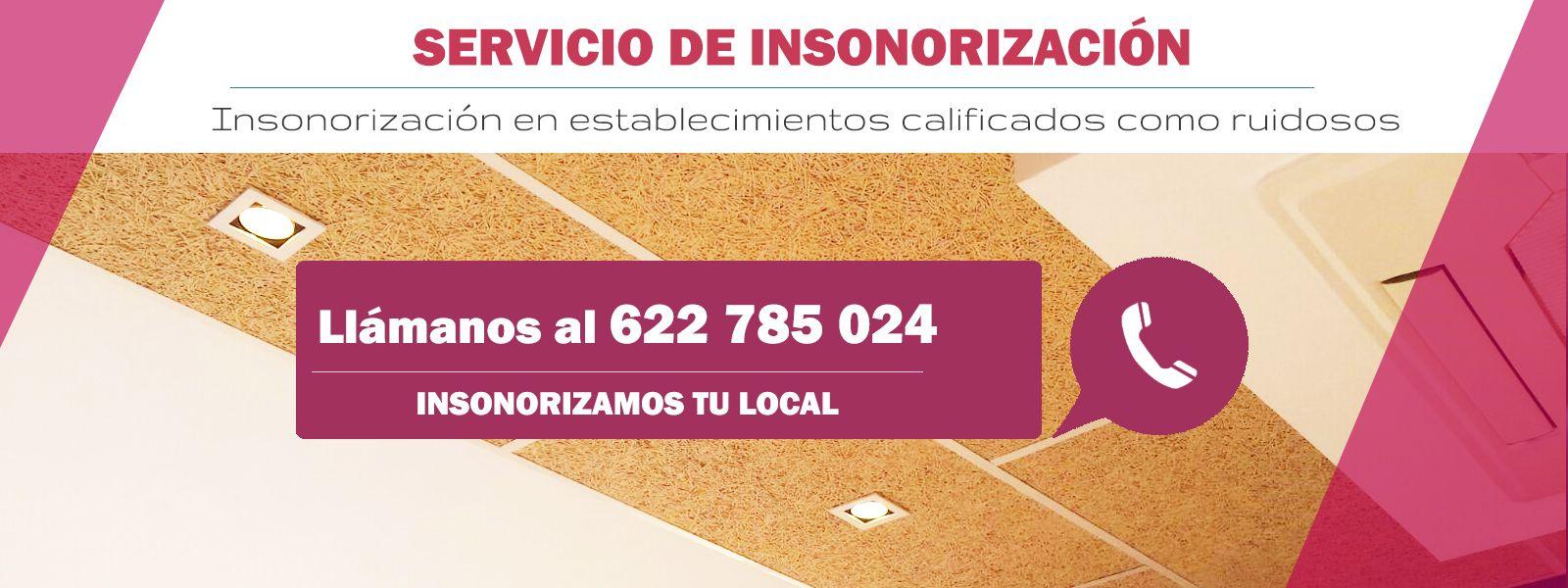 Insonorización de locales en Sevilla