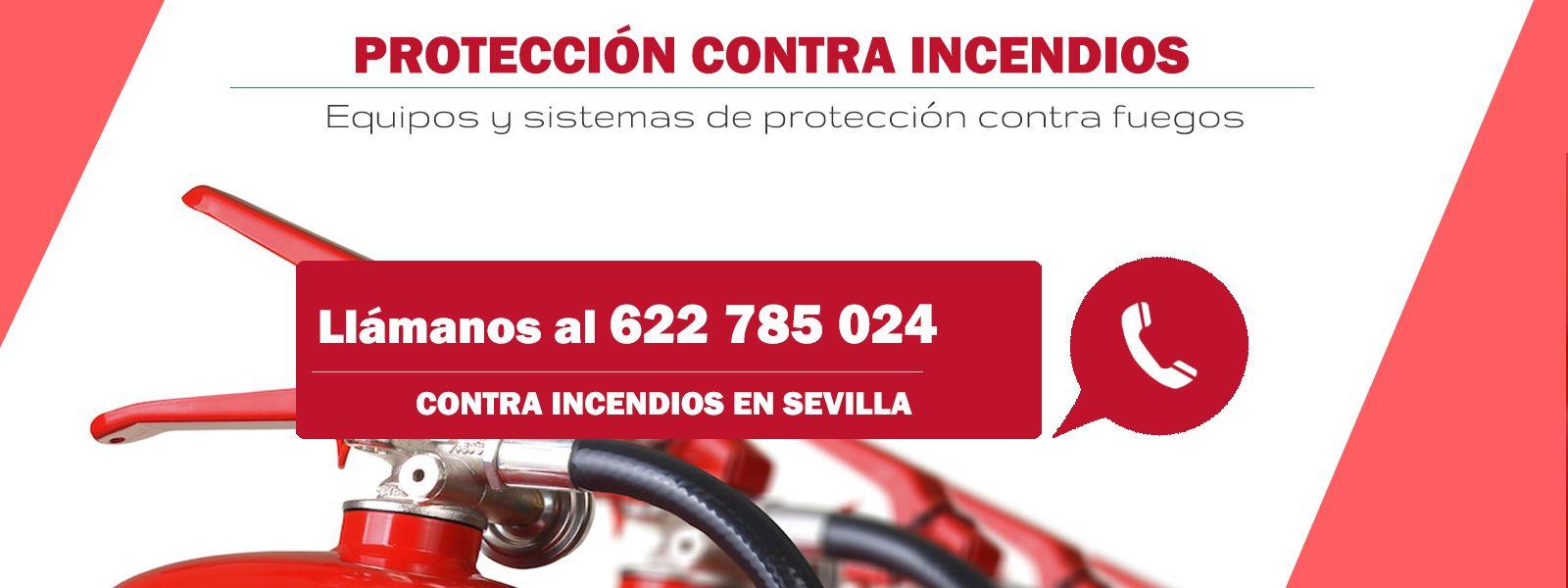 Protección contraincendios en Sevilla
